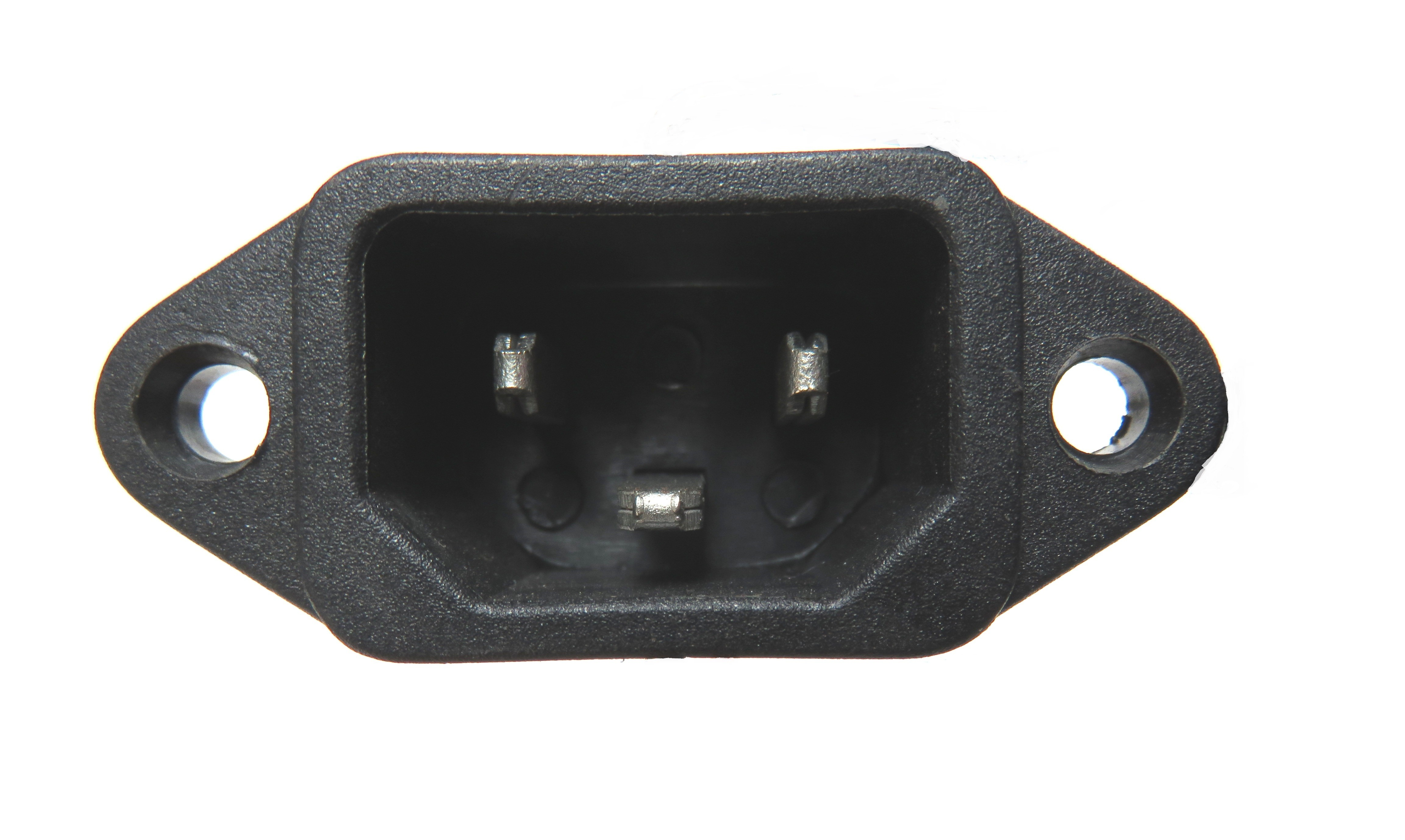Battery Box Charging Port Plug DC Input Male Middle
