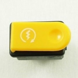 Horn Switch button Right Side Ebike Universal For Ebike Pros Freedom, Gio Pb 710, Daymak, Emmo,Tao Tao and all other models All voltages