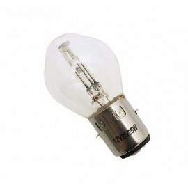 BULB Head Light  48 volt 55 volt 56 volt 25 watt replacement for Ebike Pros, Emmo, Daymak, Gio,