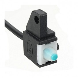 Brake cut off Switch Left side Universal for ebikes and electric scooters All voltages from 24 volt to 96 volt Universal for Ebike pros force Daymak, Emmo Tao Tao and all other models