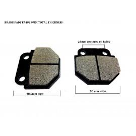 Brake Pads - Universal