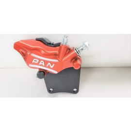 Force Rear Brake Caliper with Pads