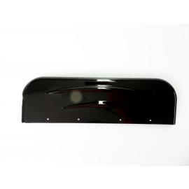 Comfort Mobility Scooter - Rack Cover Behind Seat BLACK