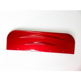 Comfort Mobility Scooter - Rack Cover Behind Seat RED