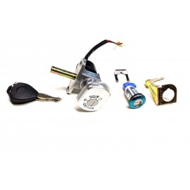 Ignition Lock And Key Set  Ebike Pros comfort , Daymak, Emmo, Tao Tao and Universal for compatible ebikes