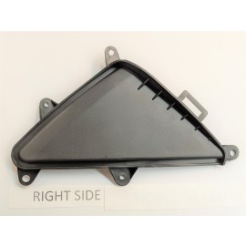 Force Fairing -  Middle triangle shape #2 Right side