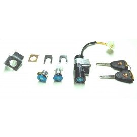 Ignition Lock And Key Set  Ebike Pros FORCE 72v , Daymak, Emmo, Tao Tao and Universal