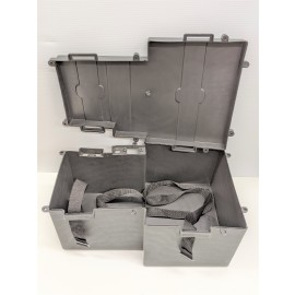 Gemini - Battery Box - Complete (lid, bottom, straps)