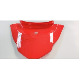 Gemini - Front Fairing with Voltage Stamp (RED)