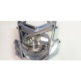 Gemini Headlight Lense